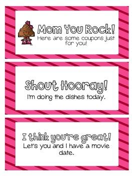 Mother's Day Mega Pack - We Love Our Moms!