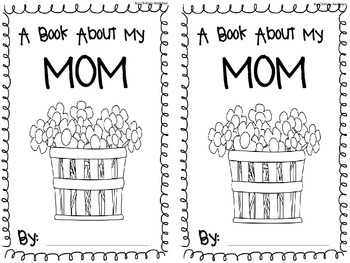 Mother's Day Mini Book Freebie
