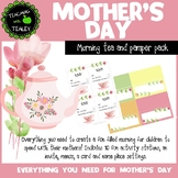 Mother's Day Morning Tea and Pamper Pack
