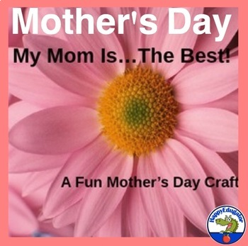 Mother's Day Craft - Handprint Flower