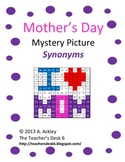 Mother's Day Mystery Picture Synonyms