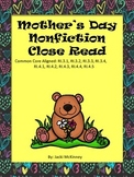 Mother's Day Nonfiction Close Read