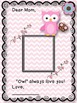 """Mother's Day Photo Template FREEBIE """"Owl"""" always love you!"""