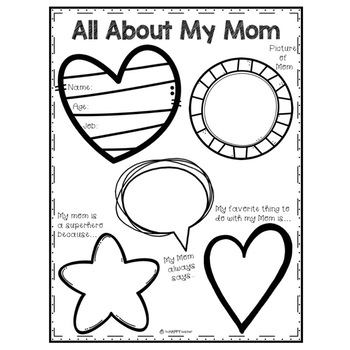 Mother's Day Poem {FREEBIE!}