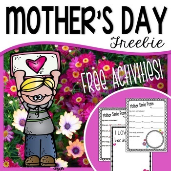 Mother's Day Free Activities