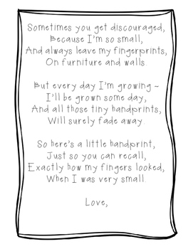 image relating to Free Printable Mothers Day Poems referred to as Moms Working day Poems for Crafts - Free of charge