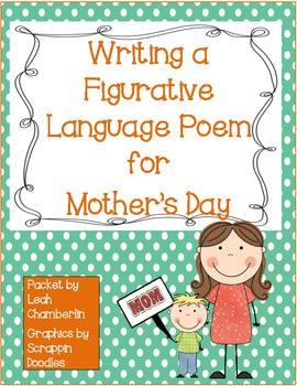Mother's Day - Poetry Activity