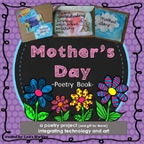 Mother's Day Poetry Book Project