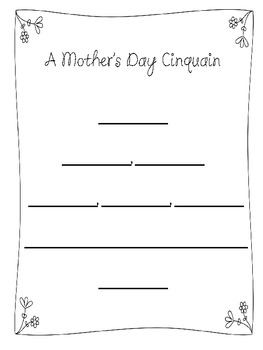Mother's Day Poetry Pack