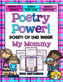 Poem of the Week: Mother's Day Poetry Power!