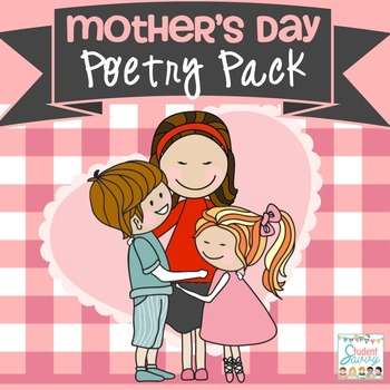 Mother's Day Poetry and Creative Writing Gift Pack!