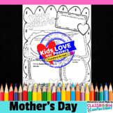 Mother's Day: Writing Activity for Mother's Day