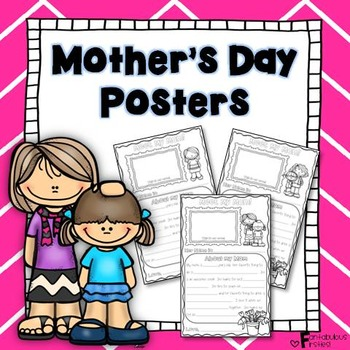 Mother's Day Posters
