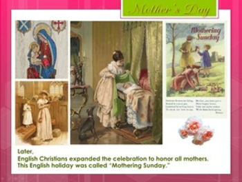 Mother's Day PowerPoint Presentation PPT