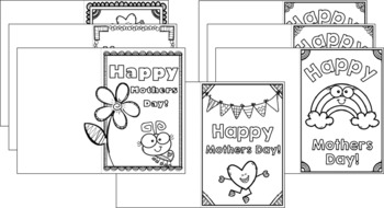 photo about Happy Mothers Day Printable Cards named Moms Working day- Printable Playing cards and Presents