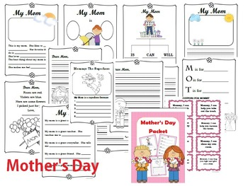 Mother's Day Printables and Coupons