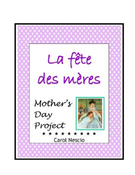 Mother's Day Project * Pac For French