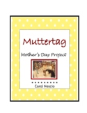 Muttertag ~ Mother's Day Project * Pac For German
