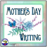 Mother's Day Writing Activity - Making Cards with Proverbs