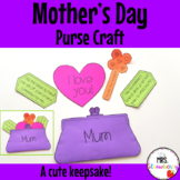 Mothers Day Purse Craft
