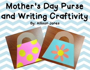 Mother's Day Purse