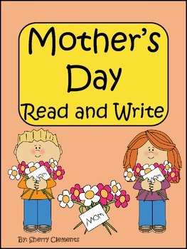 Mother's Day Read and Write