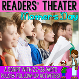 Mother's Day Readers' Theater and Activity Packet (includes 8 bonus activities)