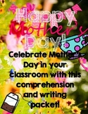 Mother's Day Reading Comprehension and Writing Pack