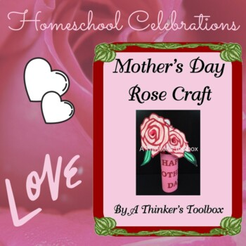 Mother's Day Roses Craft