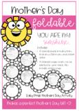 Mothers Day SUNSHINE Flipbook Activity