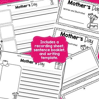 Mother's Day Scrambled Sentences