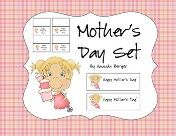 Mother's Day Set for mom