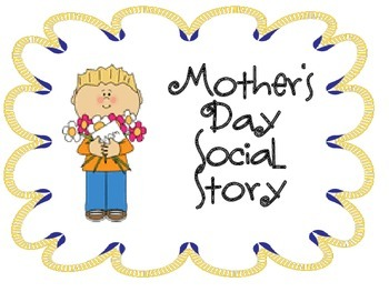 Mother's Day Social Story