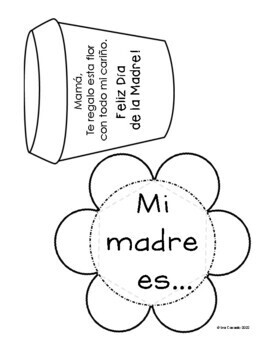 Mothers Day Spanish