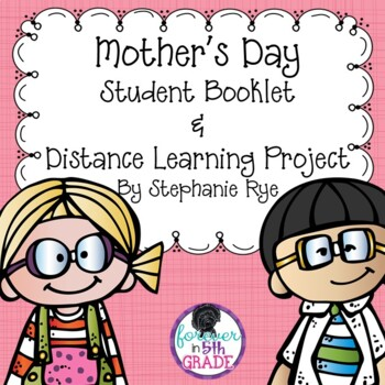 Mother's Day Student Booklet