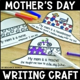 Mother's Day Writing Student Completion Booklet