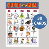 Mothers Day (Super Mom) Bingo!