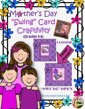 Mother's Day Swing Card