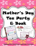 Mother's Day Tea Party and Book Activity