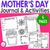 Mother's Day Think Book Student Journal