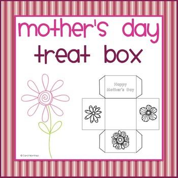 Mother's Day Treat Box {FREEBIE}
