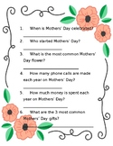 Mothers Day Trivia