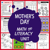 Mother's Day National Holidays Unit–Mother's Day Activities, Mothers Day Poetry