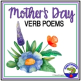 Mother's Day Poem Templates for Writing Verb Poems