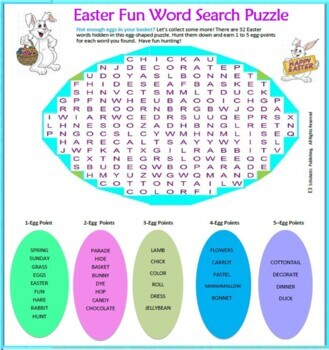 Mother's Day Word Search Puzzle for fun in all classes