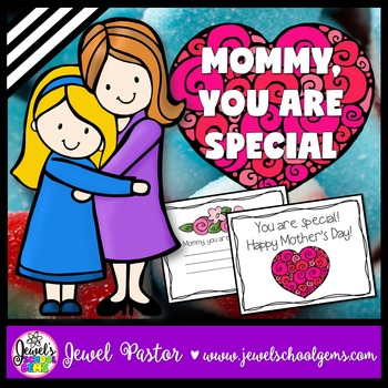 Mother's Day Activities (Mother's Day Writing: Mother's Day Crafts)