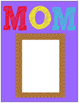 Mother's Day Writing Journal