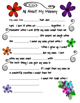 Mother's Day Writing Plus Coupons