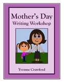 Mother's Day Writing Centers