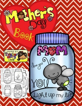 Mother's Day - You Light Up My Life (Write & Draw Craft Book)